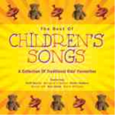 Various Artists-The Best of Children's Songs CD NEW