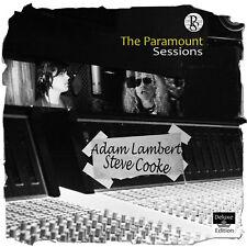 ADAM LAMBERT STEVE COOKE - PARAMOUNT SESSIONS 2CD - NEW