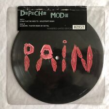 "DEPECHE MODE - A Pain That I'm Used To - Rare UK 7"" Picture Disc (Vinyl Record)"