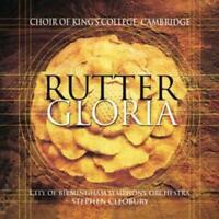 John Rutter : Gloria (Cleobury, Choir of King's College, Cambridge) CD (2005)