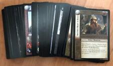 LOTR TCG Lord of the Rings BLACK RIDER Uncommon Set - 60 Trading Cards