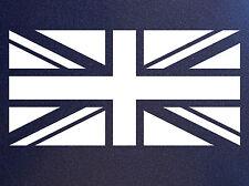 UNION JACK British Empire United Kingdom Commonwealth Flag Bumper Sticker Decal