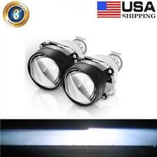 2.5inch Bi Xenon HID Projector Retrofit Headlight Len Angel Eye H1 H4 H7 DIY Kit