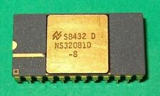 NEC NS32081D-10 DIP  Arithmetic Processor