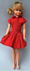 Vintage Mattel 1972 Pose N' Play Skipper Doll - (Aus seller)