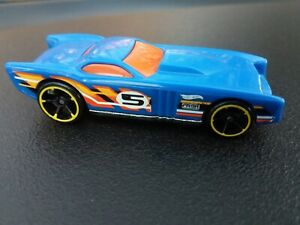 2003 Hot Wheels The Gov Ner - Blue Variant Mattel - 2015