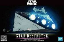 Bandai Star Wars Star Destroyer Lighting Model Kit 1/5000 Scale 1st Production