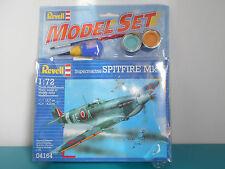 1203174 Avion supermarine spitfire Mk V maquette 1/72 model kit plastic Revell