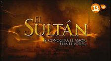 Suleiman. El Gran Sultan. Telenovela Completa Turca. 8 Temporadas 80 Dvds