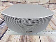 Bose Model Av3-2-1 Ii Media Center/Side Speaker Only - Tested & Works - Used