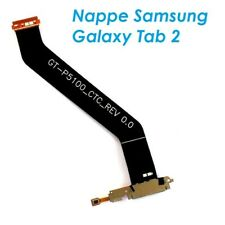 USB Charging Charger Dock Connector Port Flex Cable For Samsung Galaxy Tab 2