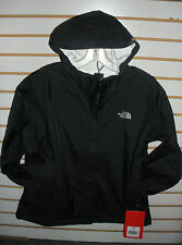 THE NORTH FACE WOMENS VENTURE 2 WATERPROOF JACKET -A2VCR- TNF BLACK- S, M, L, XL