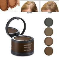 Natural Hair Cover Up Powder Makeup Hairs Root Line Pang_Shadow Conceal T4T0