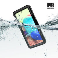For Samsung Galaxy A32 A52 A72 A11 A12 Waterproof Case Shockproof Rugged Cover