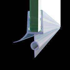"JT-287-36 Fit 3/8"" Frameless Shower Door Sweep Bottom Seal Wipe Drip Rail 36"""