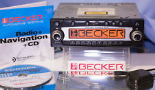 Becker Traffic Pro 7822 VIP Edition Navi Komplett Paket