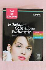 Esthétique, Cosmétique, Parfumerie CAP, BP, Bac pro, Gérard Peyrefitte