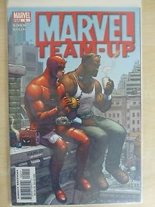 "Marvel Team Up Issue 9 ""Daredevil Luke Cage"" - 2005 Kirkman"