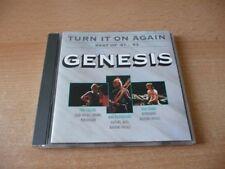 CD Genesis - Turn it on again - Best of 81 - 83