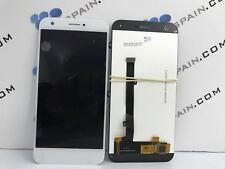 PANTALLA LCD+TACTIL sin MARCO blanca PARA ZTE BLADE A512 CALIDAD ENVIO MRW24H