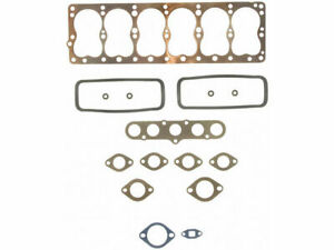 For 1949-1950 Plymouth Special Deluxe Head Gasket Set Felpro 94686RD 3.6L 6 Cyl