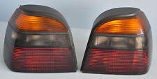 VW Golf 3 - Schwarze Dunkle Rückleuchten Hella Original VW #352-C51
