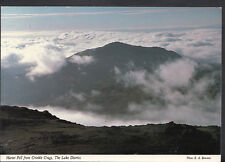 Cumbria Postcard - Harter Fell From Crinkle Crags, The Lake District  RR1564