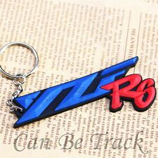 High Quality Soft Rubber Motorcycle Key Ring Keychain For Yamaha YZF-R6 New