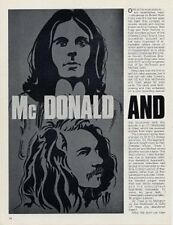 McDonald and Giles King Crimson ELP Beat Instrmental Clipping