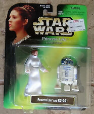 Princess Leia Collection R2D2 Star Wars 2 Pack 1997 POTF 2 Action Figure Sealed