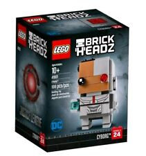 LEGO 41601 BrickHeadz DC Justice League Cyborg 108 Pieces Brand New