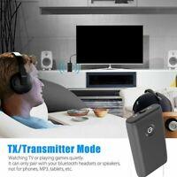 Trasmettitore Bluetooth 5.0 ricevitore AUX per TV PC altoparlante Nintendo