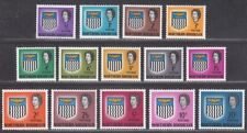 Northern Rhodesia 1963 Queen Elizabeth II Arms Set UM Mint SG75-88 cat £60 MNH