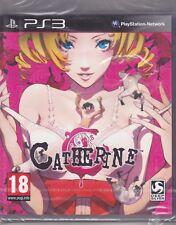 Ps3 PlayStation 3 «CATHERINE» new sealed italian pal