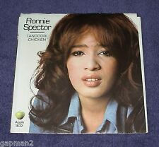 Ronnie Spector 1971 Apple 45rpm Tandoori Chicken b/w Try Some, Buy Some