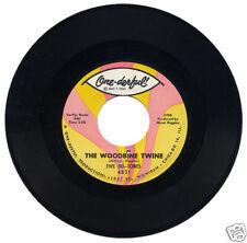 """Cinco tonos Du - """"El Woodbine Twine C/W queremos más"""" Soul del norte! escucha!"""