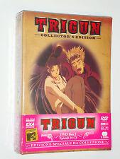Trigun - Collector's Edition - Box 3 ep 16- 22- 2 DVD - Nuovo