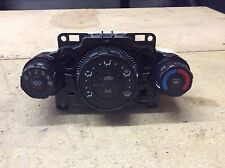 2009 FORD FIESTA MK7 MK8 - HEATER CONTROL PANEL WITH A/C 8A61-19980-BE  - XGS