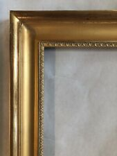 Contemporary Impressionist StyLe 11 X 14 Picture Frame Real Gold Leaf