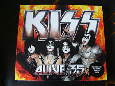Slip Double: Kiss : Alive 35 : Live Prague, Czech Republic 2008