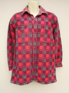 Champion Rhino - Mens Red Mix Very Thick Outdoor Work Shirt - size L/XL