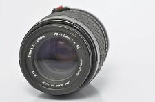 Sigma 70-210mm f4-5.6 | Working | For AE1 A1 T90 Adapter | Fast Shipping