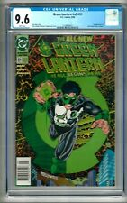 """Green Lantern #v3 #51 (1994) CGC 9.6  White Pages """"NEWSSTAND"""" Variant"""