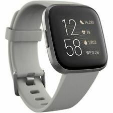 Fitbit Versa 2 Smart Watch - Stone/Mist Grey (FB507GYSR)