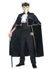 Medieval & Gothic Cape Costumes for Men