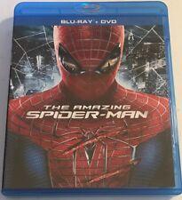 SPIDERMAN  LN BLU-RAY / DVD, 2012, 3-Disc Set