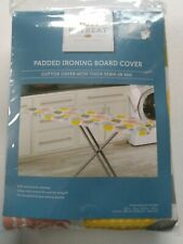 Room + Retreat Tabletop Ironing Board Cover & Pad Cirlces