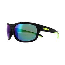 Polaroid Sport Sonnenbrille PLD 7022/s 7zj 5z schwarz grün grau green mirror Polarisations