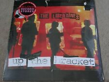 THE LIBERTINES UP THE BRACKET ORANGE/YELLOW MARBLED LP VINYL LOVE RECORD STORES