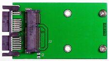 "M-ware® Mini PCIe Msata SSD 52pin zu 4,6cm (1,8"") Micro SATA SSD Festplatte HDD"